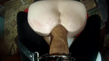 SUBMISSIVE HUSBAND-Extreme Kinky Pegging