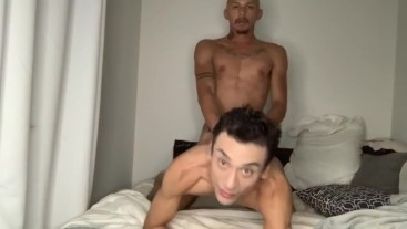 Fucked this sexy lil twink till he couldn't take it