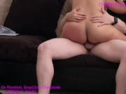 Real Dance Mom Has A Screaming Orgasm While Getting Fucked In The Ass