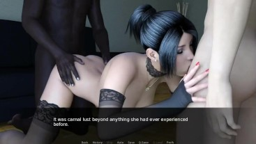 Housewife:Interracial Cuckold Story-Ep10