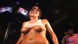 Real College Girls Get Naked In Wet T Part 1
