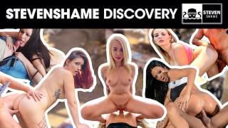 Many horny chicks enjoy some DICK during their blind dates! stevenshamedating