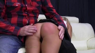 Miela's otk spanking 2209