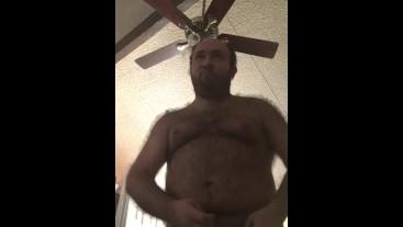 SEXY Living Room Masturbation Video