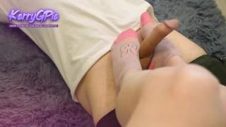ایرانی جدید لایو سکس ایرانی سکس عربی / Iranian Persian FootJob SockJob, Nylon Sex