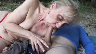 old ugly mom first public beach sex
