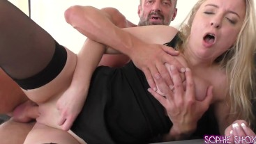 SOPHIE SHOX MEETS PASCAL WHITE FOR HARDCORE FUCK XXX