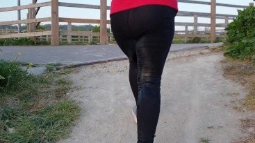 ⭐ Alice - Peeing My Leggings in public and in the car all day long! ;) Im so bad!