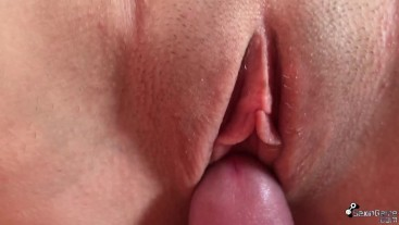 Fucking my Girlfriend and Cum on Juicy Ass