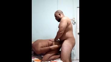 hot mulatto resivienso cock of a big bear
