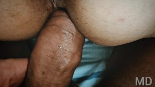 Saggy Tits Mom's GF Fucked Hard, Sexy russian slut with big tits and huge cunt