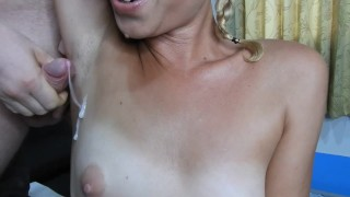 Hairy, Sweaty Armpit Fuck/Cum
