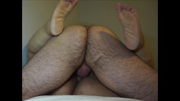 Fucking Asian BBW From Class in Her Dorm Room Until Creampie