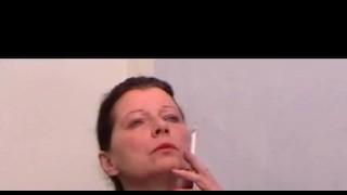 mature smoking judith