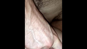 5'1 bbw takes big dick deep in her pussy