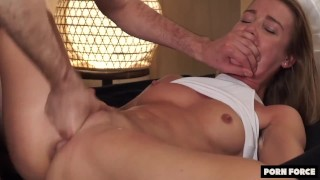 He Sets Her Pussy On Fire - Alexis Crystal On The Edge Of Climax