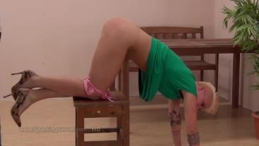 Cora's ass whipping 3009