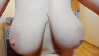Hot Myla_Angel fetish video: nipples suck, milk drip, nipples lick, pussy play, black bra & panties!