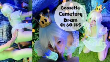 Boosette Cemetery Drain 4K TEASER OmankoVivi Halloween Ahegao