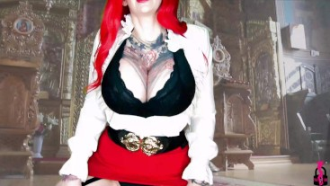 Church Service with Mistress Harley