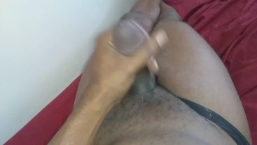 Almost nut early edging that dick