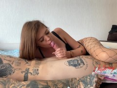 Oral Creampie Complitation by Vallery Ray