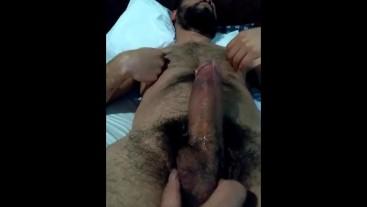 the Lobo y el oso Hairy men cumming compilation