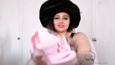 Locktober Week One Mesmerizing Witch Enchants your pink Cage (Preview)