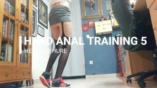 herrundhure hard anal training 5