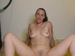 Fin de cours de sport intime avec Saphyre pour un élève très timide...nudité et orgasmes assurés