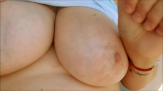 Pornvideo - Big Boobs Бабушка Любит Трахаться На Улице