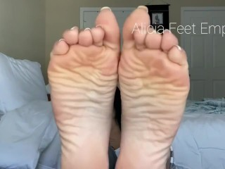 Watch My Soles Behind My Husband's Back!!!