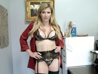 Hot Step Mom Uses Me for her Only Fans and They Want More Anal – Cory Chase