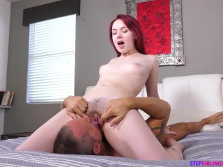 """Step Daughter to Dad """"That's a nice cock! Is that why mom stuck around!"""" S14:E8"""