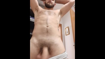 Worship a real alpha male - since you're a dumb bimbo slut for cock