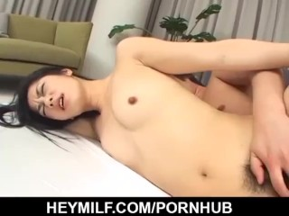 Kyoka Ishiguro serious toy porn with hardcore s on JavHD Net