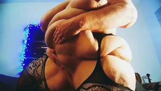Bbw Body Goddess KATBOODAH Talking Nasty & Squirting