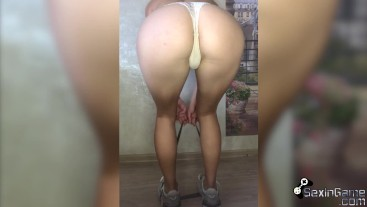 Fingering in Workout - Hot Solo