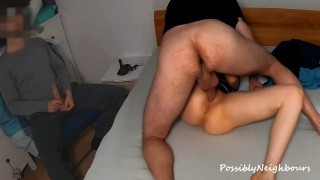 Wife And Cum Sharing Creampies – No Contraception