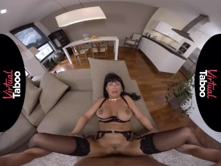 VIRTUAL TABOO - MILF Has Found Something Better Than Donuts
