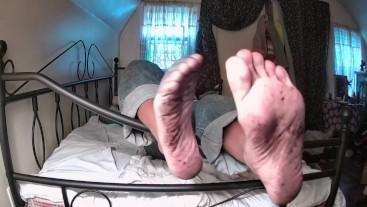Filthy Feet Phone Call