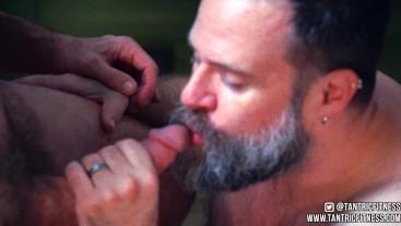 COCK QUIZ! Cock Anatomy Lesson On Daddy's Big Boner