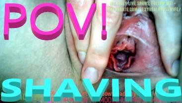 EPIC & NOW - POV shaving armpits & squirt - BEST MODEL OF PORNHUB CON COM ESPANOL, PORHUB, PORNUB