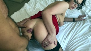 WOW! Married Whore Gets Ass Fucked!