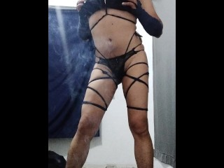Latina/trans male/tu cojeme putita ven