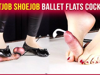 Footjob with Teasing and Torture in Cockbox – Ruined Orgasm   Era