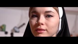 sis nun tries penis and loses control above oneself -karnelibandi – teen porn