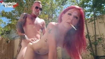 Smoking Hot Outdoor Fuck