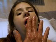 Isabel Moon Licks Her Cum Off Your Fingers kinnar sex