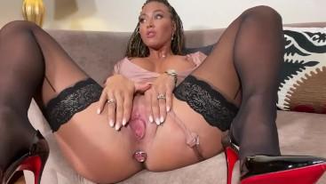 Natalia Forrest step mums disappearing panties